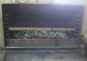 прибор JOSPER для приготовления на углях мяса и других продуктов