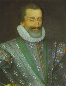 король Генрих IV