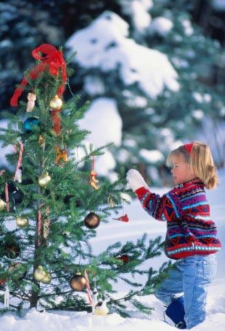 Дети и Рождество
