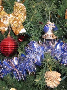 елка и Рождество
