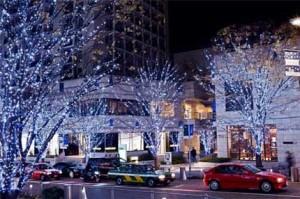 Рождество по-японски