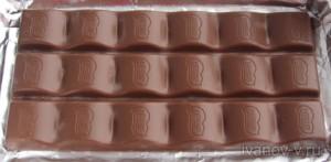 современный шоколад