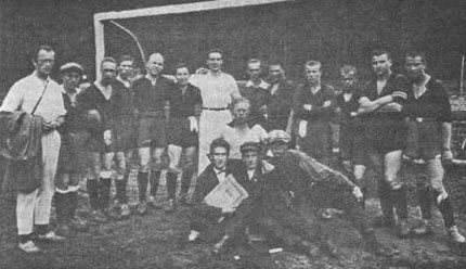 История футбольного клуба