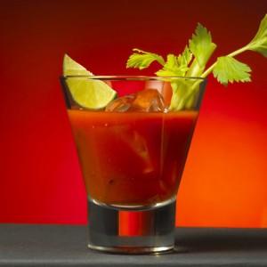 напиток Bloody Mary