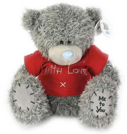 игрушка медвежонок Тедди