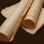 История изобретения бумаги