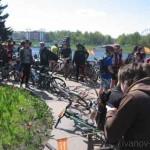 Открытие велосипедного сезона 2011