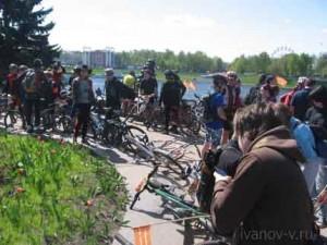 Открытие велосезона 2011 в Твери
