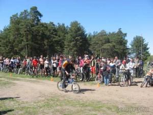 открытие велосипедного сезона 2011 в Твери