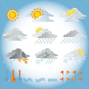 история метеонаблюдений