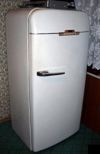 объявление о продаже холодильника