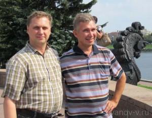 встреча с Сухаревым Михаилом