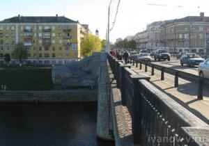Тверь, мост через Волгу