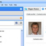 Общение через Skype