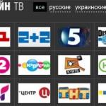 Плюсы и минусы онлайн ТВ