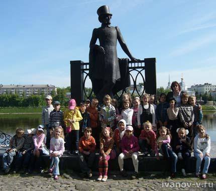 Экскурсия по садам и паркам Твери