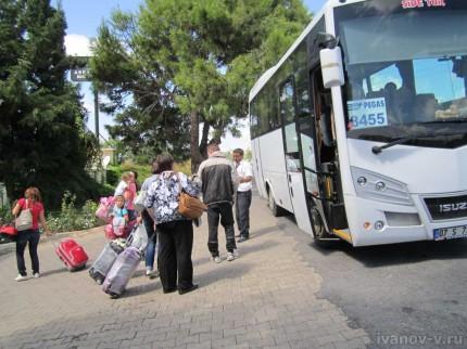 Заметки о Турции туристы