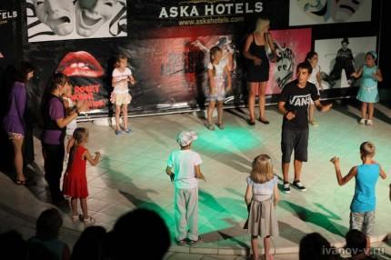 Заметки о Турции мини диско для детей
