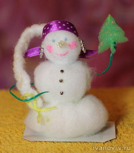 Снежная баба