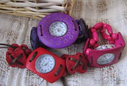Часы от мастеров hand made