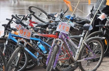 Открытие велосезона 2013 на набережной А.Никитина