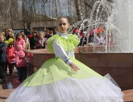 1 мая открытие фонтанов в Твери