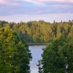 Экономичный отдых вместе с хорошей экологией на озере Чистое