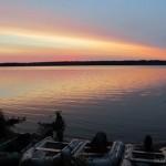Неделя отдыха на озеро Волго