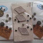 Старые наборы аксессуаров для шитья