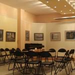 Выставка графики «Не покидая «Раёк»