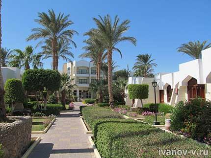 отель Regina Resort в Хургаде