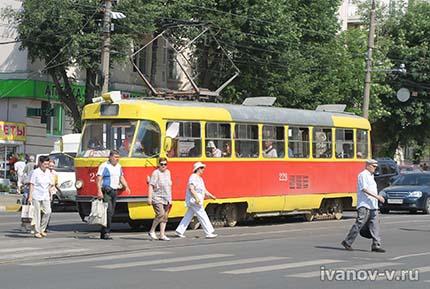 эксперимент в тверском трамвае