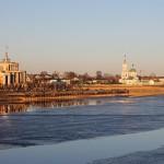 Наступила настоящая весна — Бома снова выступает под мостом